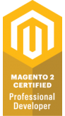 Magento 2 Certified Professional Developer logo